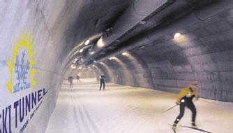 Fortum Ski Tunnel Torsby