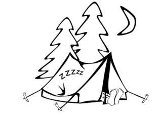 Dormir-dans-une-tente