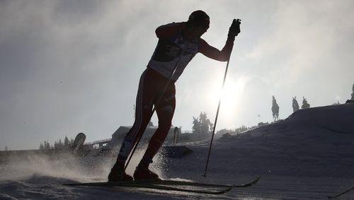 Ski de fond russe