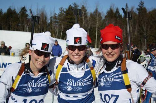 Biathlon_Jeux du Canada_19 février 2011