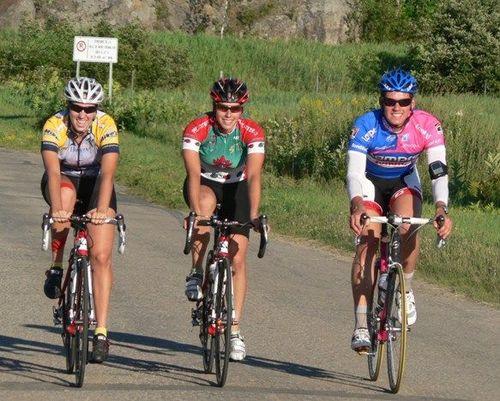 Vélo Tremblant Nordique_26 avril 2011