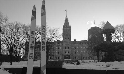 Tour de ski du Canada_Québec_Parlement