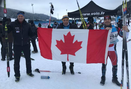 Phil Shaw  Marc Gagnon and Christian Doucet_Transju 2018